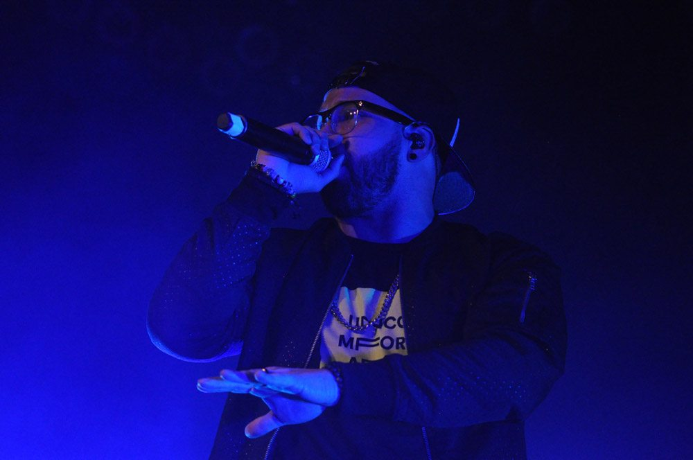 Andy Mineo: At the Expense of Comfort
