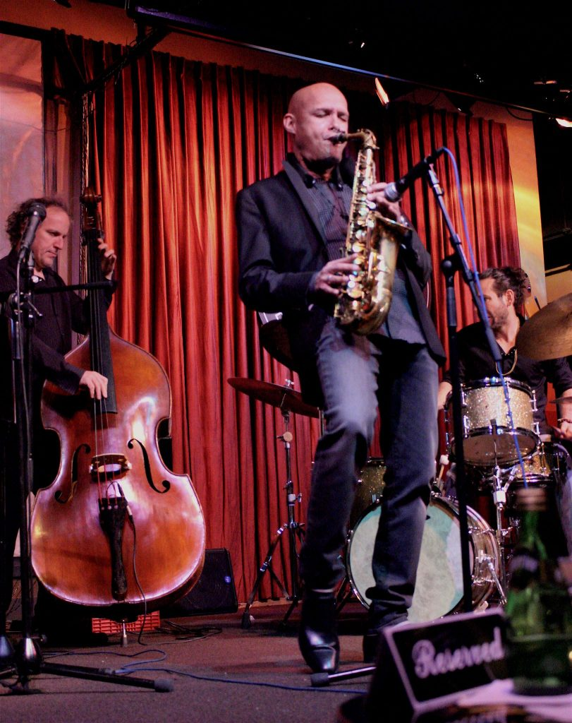 Quartet camaraderie: Miguel Zenon at the Jazz Showcase