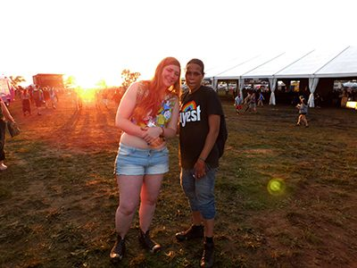 People of Summer Camp Music Festival