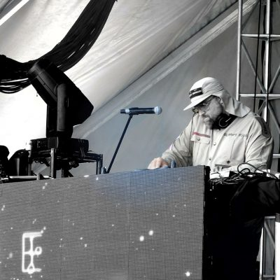 Interview with Claude Vonstroke At Electric Forest Music Festival 2017