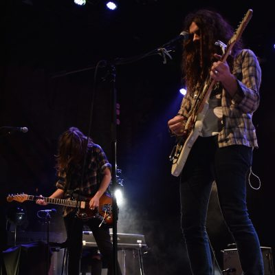Courtney Barnett and Kurt Vile at Thalia Hall