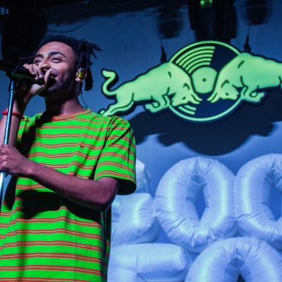 Aminé at Metro