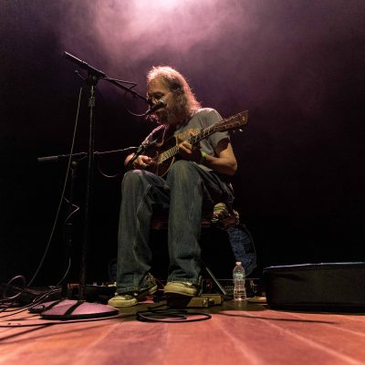 Charlie Parr at Lincoln Hall