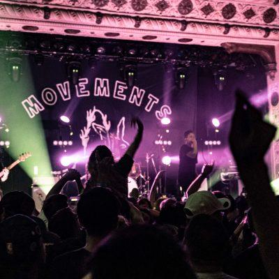 Riot Fest Presents: Movements at Metro