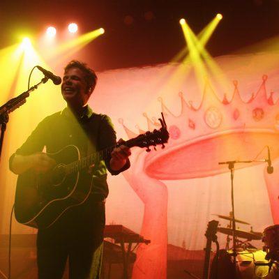 Josh Ritter at the Vic