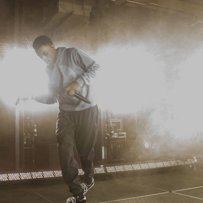 Vince Staples at House of Vans